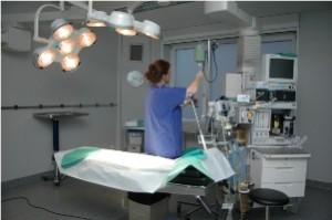 Op Bereich klein 300x199 Gynäkologische Operationen